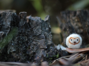 Barn Owl Miniature